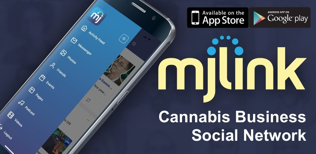 MjLink Cannabis Business Social Network