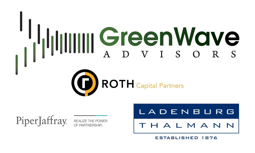 Piper Jaffray, Roth Capital, Ladenburg Thalmann and GreenWave Advisors at MjMicro Conference in Beverly Hills