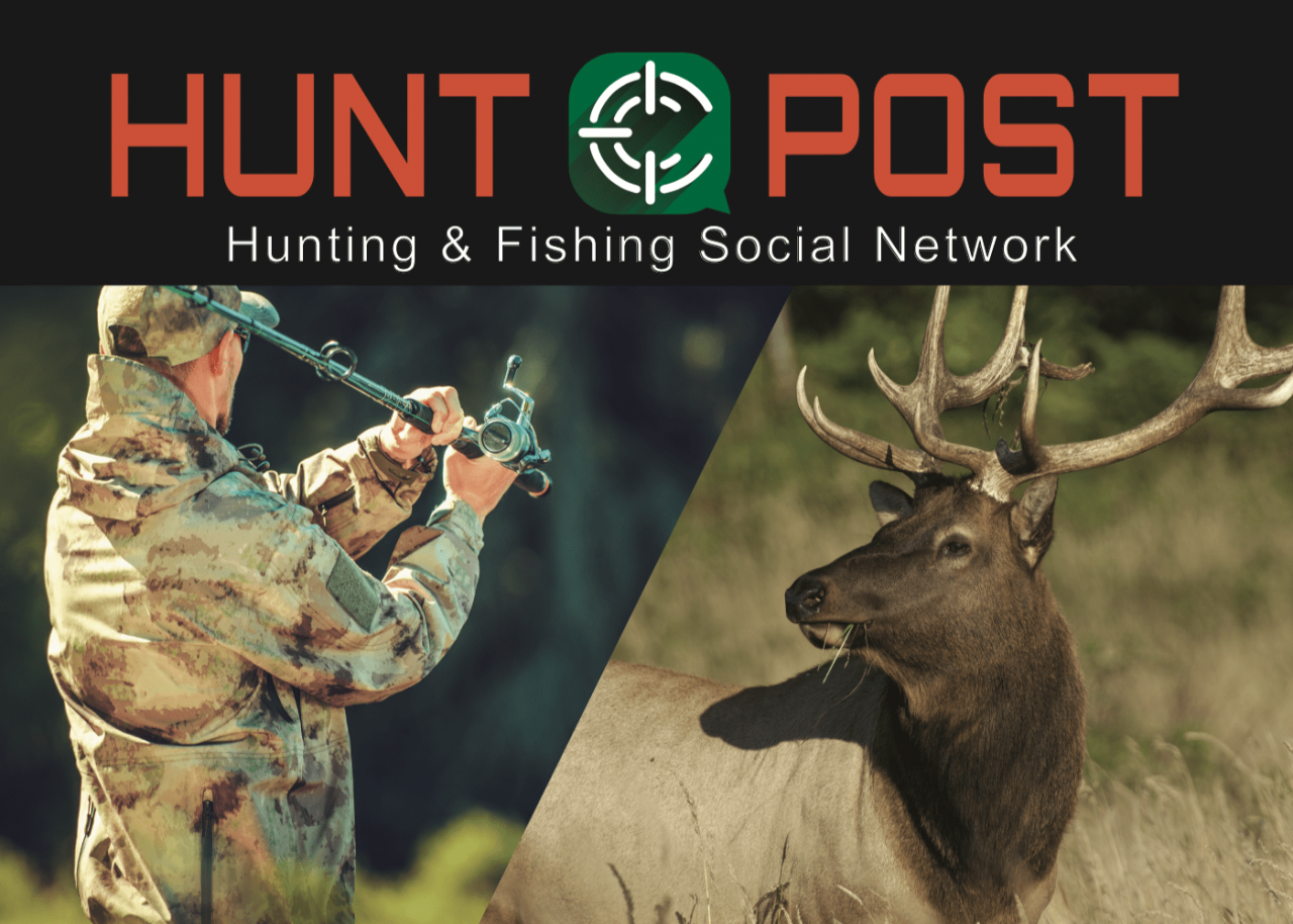Hunting and Fishing Social Network Launches New Mobile App