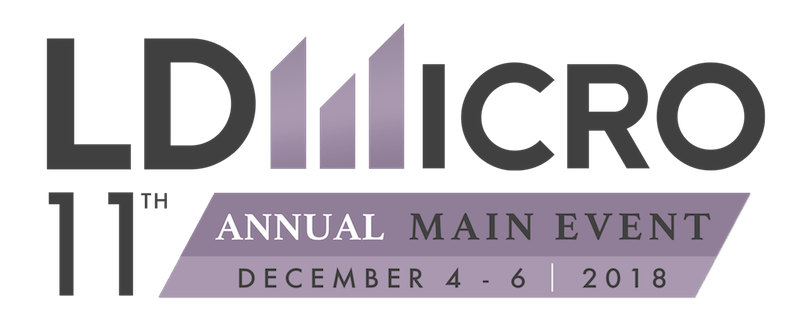 MjLink.com to Present at the 11th Annual LD Micro Main Event