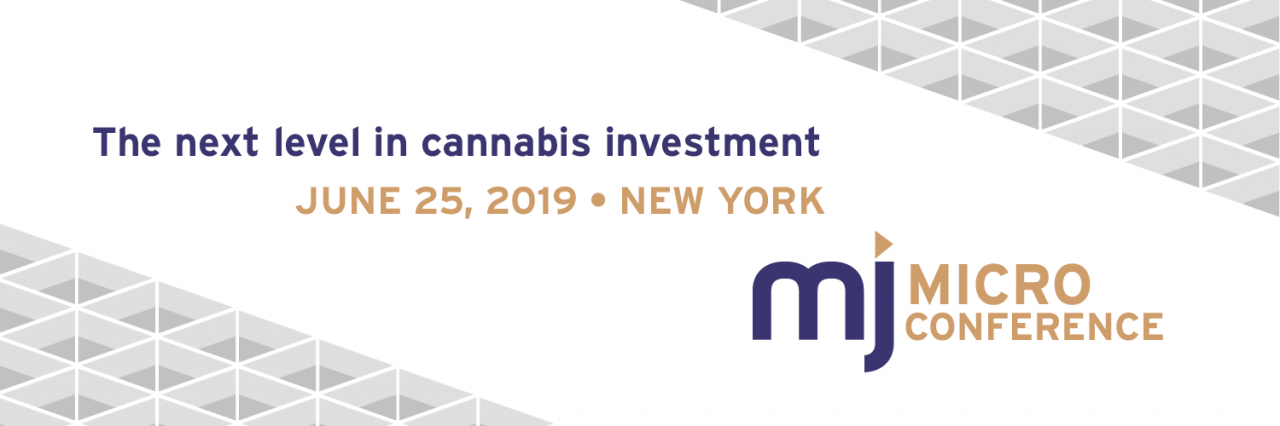 Next-level cannabis investor forum MjMicro debuts in NYC on June 25
